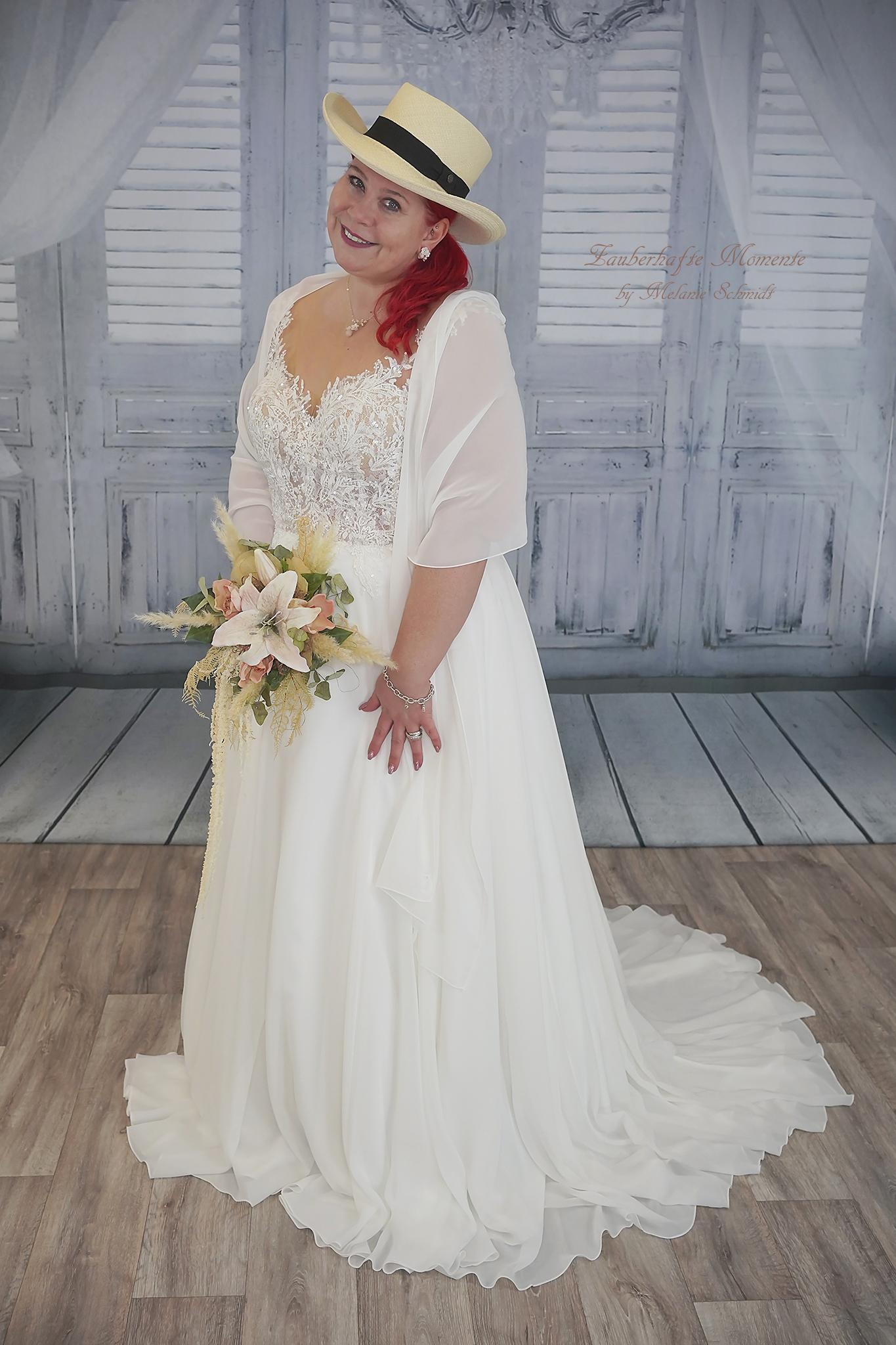 Brautkleidershooting Biancas Brautmoden