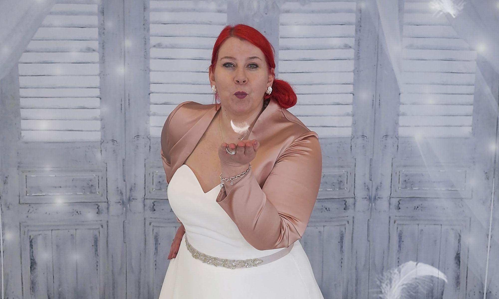 Die zauberhafte Braut Nicole